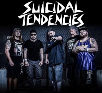 Suicidal Tendencies - Foto: Divulgação ST