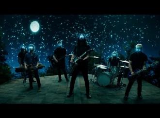 Foo Fighters - Reprodução de cena de clipe