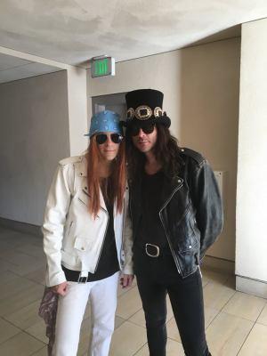 Weezer faz homenagem ao Guns N' Roses - Foto: Divulgação