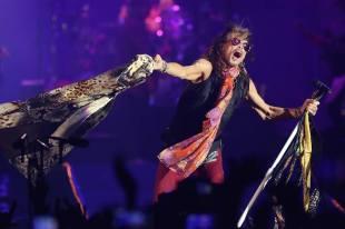 Aerosmith no São Paulo Trip - Foto: Divulgação Mercury Concerts/Ricardo Matsukawa