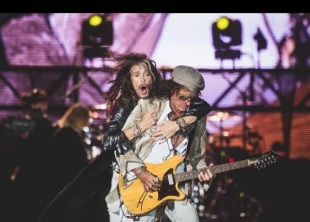 Aerosmith no Rock in Rio - Foto: Divulgação Rock in Rio/Instagram/I Hate Flash/Fernando Schlaepfer