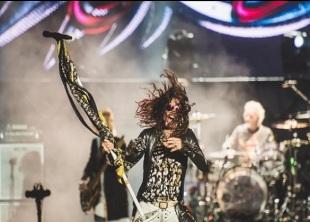 Aerosmith no Rock in Rio - Foto: Divulgação Rock in Rio/Instagram/I Hate Flash/Fernando Schlaepfer