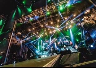 Def Leppard no Rock in Rio - Foto: Divulgação Rock in Rio/Instagram/I Hate Flash/Filipe Marques