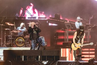 Guns N' Roses no Rock in Rio 2017 - Foto: Divulgação Rock in Rio/Facebook