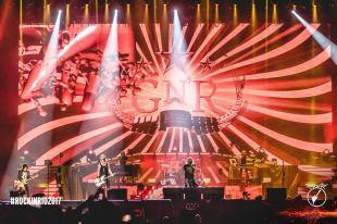Guns N' Roses no Rock in Rio 2017 - Foto: Divulgação Rock in Rio/Facebook