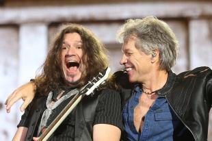 Bon Jovi no São Paulo Trip - Foto: Divulgação Mercury Concerts/ Ricardo Matsukawa