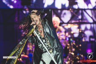 Aerosmith no Rock in Rio - Foto: Divulgação/Rock in Rio-Facebook