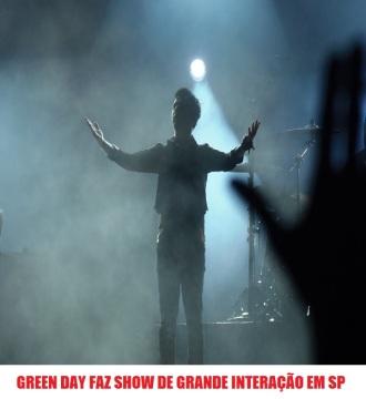 Green Day em São Paulo - Foto: Flavio Leonel/ Roque Reverso