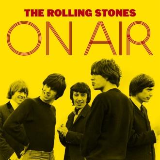 """Rolling Stones - Reprodução da capa do disco """"On Air"""""""