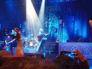 Anthrax em SP - Foto: Flavio Leonel/Roque Reverso
