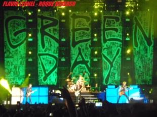 Green Day em SP - Foto: Flavio Leonel/Roque Reverso