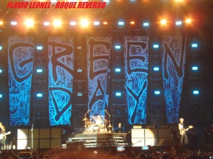 Green Day em SP - Foto: Flavio Leonel/Roque Reverso