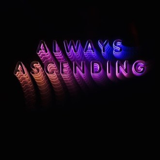 "Capa do disco ""Always Ascending"", do Franz Ferdinand"