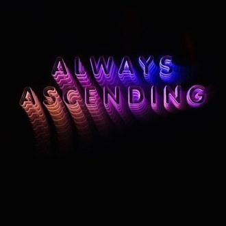 "Capa do disco ""Always Ascending"", do Franz Ferdinand"