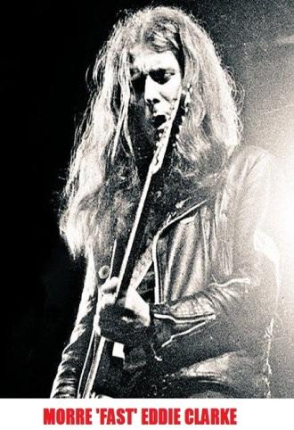 Fast' Eddie Clarke - Foto: Divulgação Motörhead