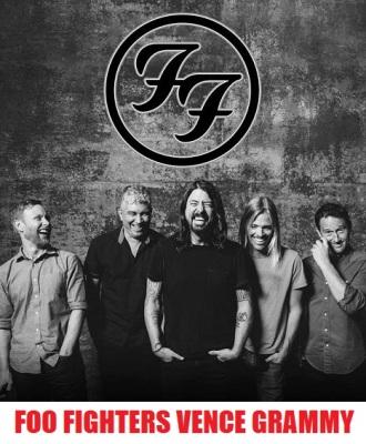Foo Fighters - Foto: Divulgação