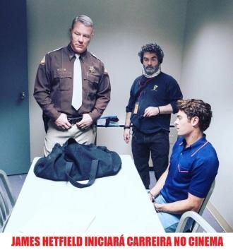 James Hetfield - Foto: Divulgação
