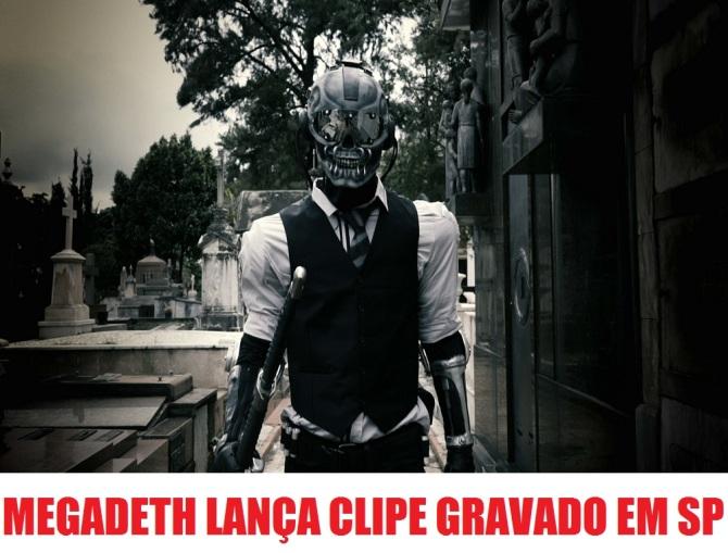 Megadeth- Foto: Divulgação