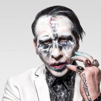 Marilyn Manson - Foto: Divulgação Facebook/Perou