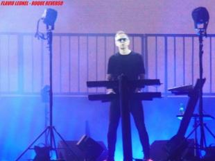 Depeche Mode em SP - Foto: Flavio Leonel/Roque Reverso