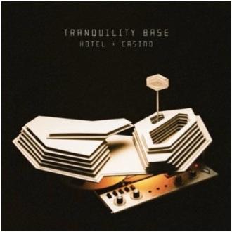 """Arctic Monkeys - Reprodução da capa de """"Tranquility Base Hotel & Casino"""""""