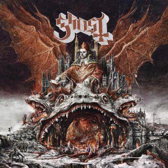"""Ghost - Reprodução da capa do disco """"Prequelle"""""""