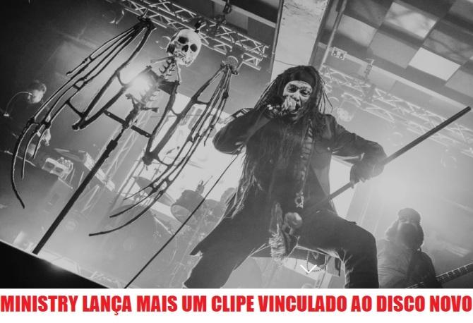 Ministry - Foto: Divulgação
