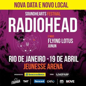 Soundhearts Festival - Reprodução de cartaz