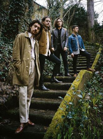 Arctic Monkeys - Foto: Divulgação