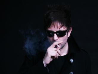 Ian McCulloch, vocalista do Echo & The Bunnymen - Foto: Divulgação/Facebook