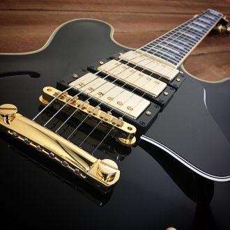 Reprodução de Modelo de Guitarra Gibson - Foto: Divulgação