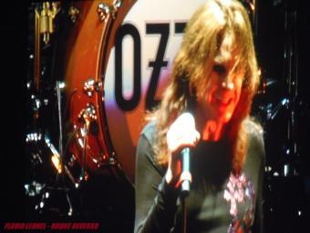 Ozzy Osbourne no Allianz Parque (SP) - Foto: Flavio Leonel/Roque Reverso
