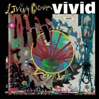"""""""Vivid"""" - Reprodução da capa"""