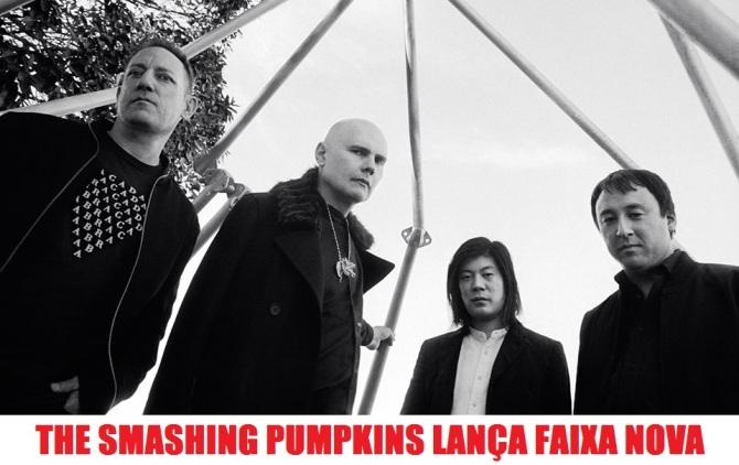 The Smashing Pumpkins - Foto: Divulgação