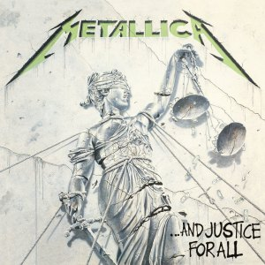 ...And Justice For All - Metallica - 1988