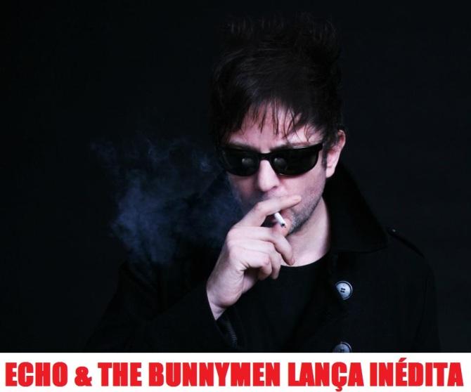 Ian McCulloch (vocalista do Echo & The Bunnymen) - Foto: Divulgação
