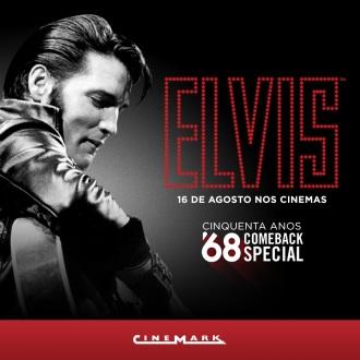 """""""Elvis 68 - Comeback Special"""" - Foto: Divulgação"""