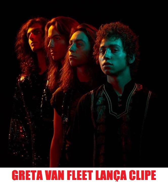 Greta Van Fleet - Foto: Divulgação