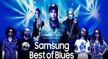 Samsung Best of Blues - Reprodução de foto oficial da página do evento