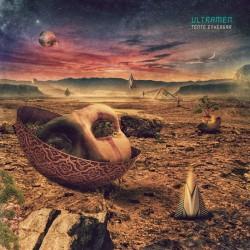 """Ultramen - Reprodução da capa do disco """"Tente Enxergar"""""""