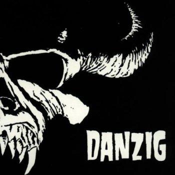 """Danzig - Reprodução da capa do disco """"Danzig"""""""