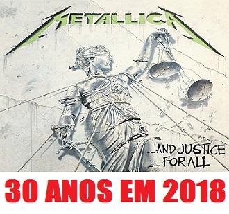 Metallica: Reprodução da capa de álbum