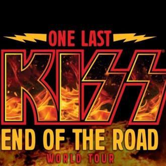 KISS - Cartaz de Divulgação da turnê de despedida