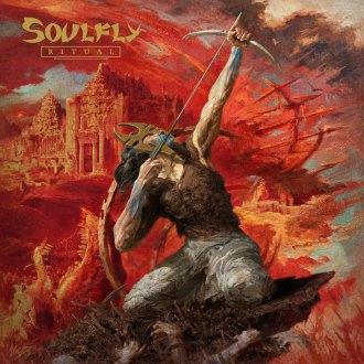 """Soulfly - Reprodução da capa do disco """"Ritual"""""""