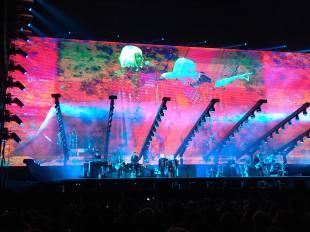 Roger Waters em SP - Foto: Flavia Alemi