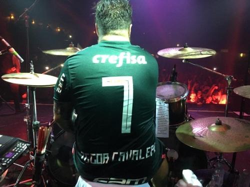 Igor Cavalera e, SP ´Foto: Divulgação Instagram