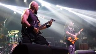 Max e Igor Cavalera em SP - Foto: Reprodução do Youtube