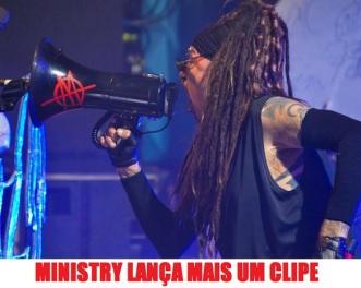Al Jourgensen, do Ministry - Foto: Divulgação Facebook