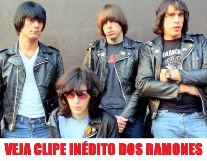 Ramones - Foto: Divulgação