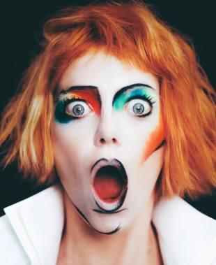 Emma Stone no clipe de Paul McCartney - Foto: Reprodução
